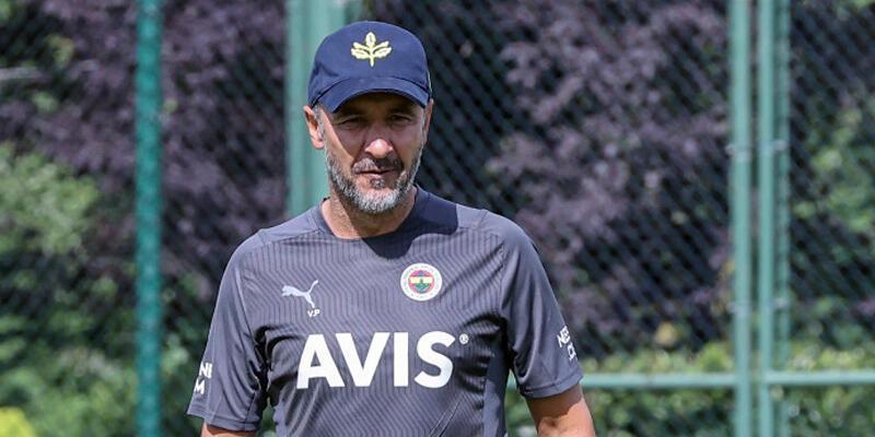 Son dakika... Fenerbahçe'de Vitor Pereira farkı!