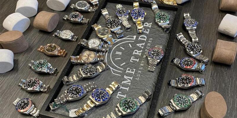 Time Trader 5 yılda İngiltere'nin önemli markalarından biri oldu