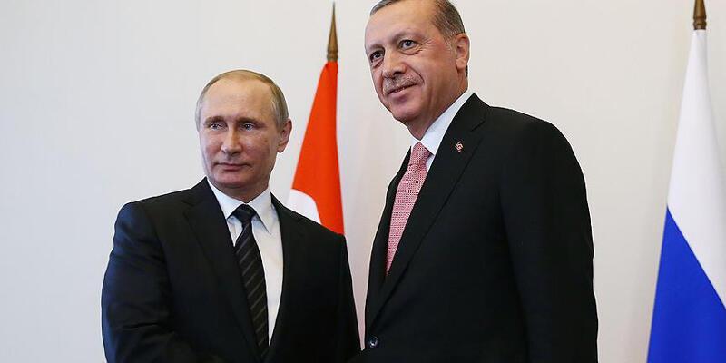"""Kremlin: """"Putin ile Erdoğan Soçi'de ikili ilişkileri ve uluslararası meseleleri görüşecek"""""""