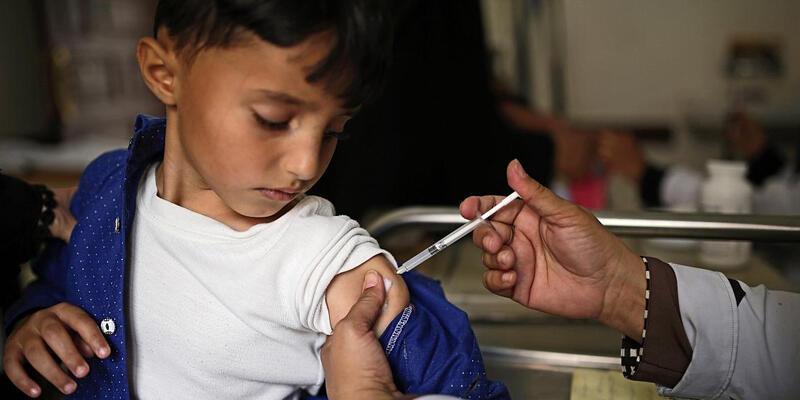 Pfizer, ABD'de koronavirüs aşısının 5-11 yaş grubunda kullanımı için izin istedi