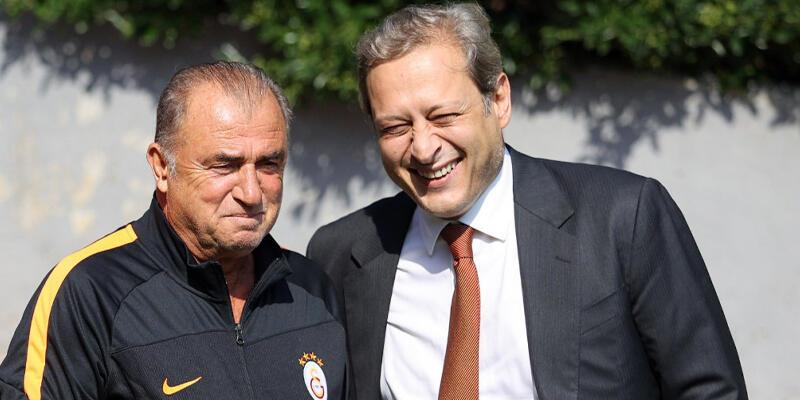 Son dakika... Galatasaray'da Elmas - Terim zirvesi!