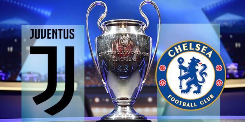 CANLI | Juventus Chelsea Şampiyonlar Ligi maçı ne zaman, saat kaçta, hangi kanalda?