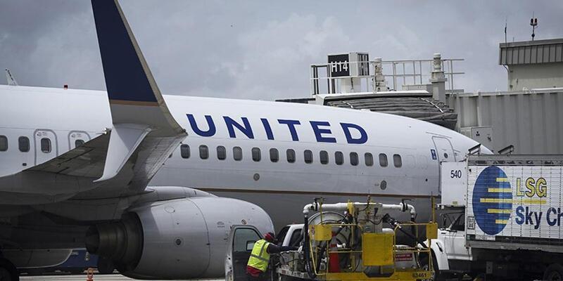 United Airlines'tan flaş karar! Aşı yaptırmayanlar işten çıkarılıyor