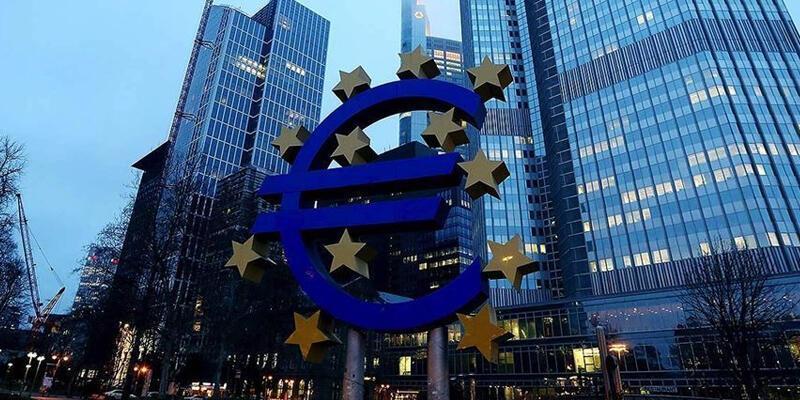 """Avrupa Merkez Bankasından ekonomik görünümde """"belirsizlik"""" uyarısı"""