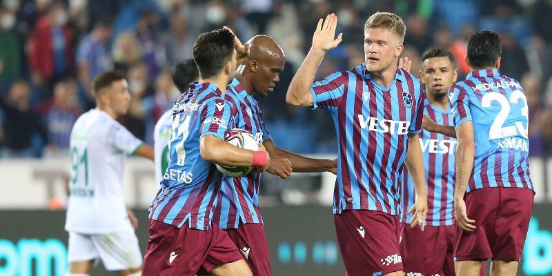 Son dakika... Trabzonspor'un süper üçlüsü!