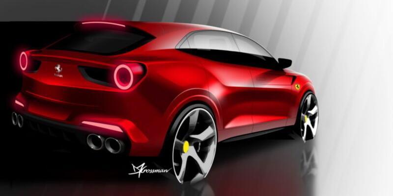 Ferrari otonom araç tartışmalarının odak noktası oldu