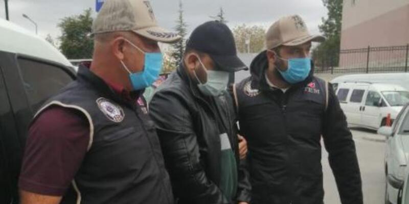Eskişehir'de yakalanan DEAŞ şüphelisi tutuklandı