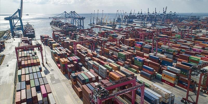 Türkiye'nin ihracatı ağustosta geçen yılın aynı ayına göre yüzde 51,9 arttı