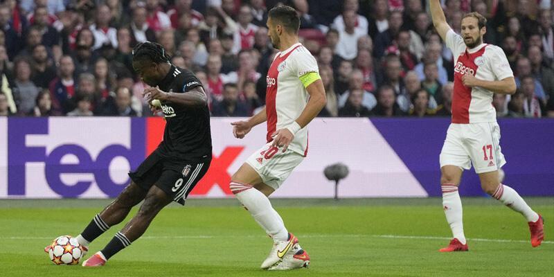 Batshuayi: Ajax maçında o golü atamadım, üzgünüm