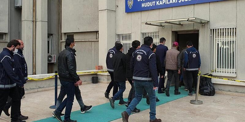 Ankara'da 12 kaçak göçmen yakalandı