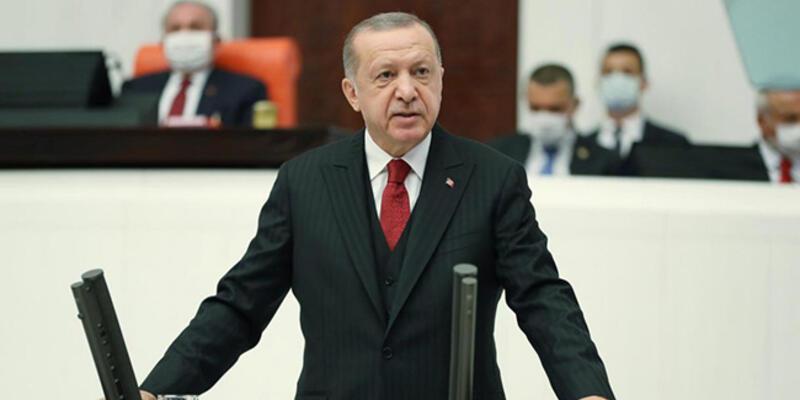 Cumhurbaşkanı Erdoğan konuşma yapacak! Meclis bugün açılıyor