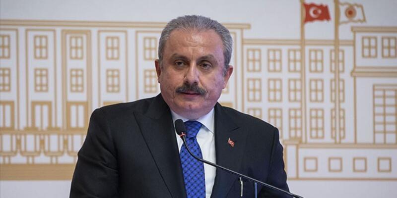 Yeni anayasa çalışmaları ile ilgili TBMM Başkanı Şentop'tan açıklama