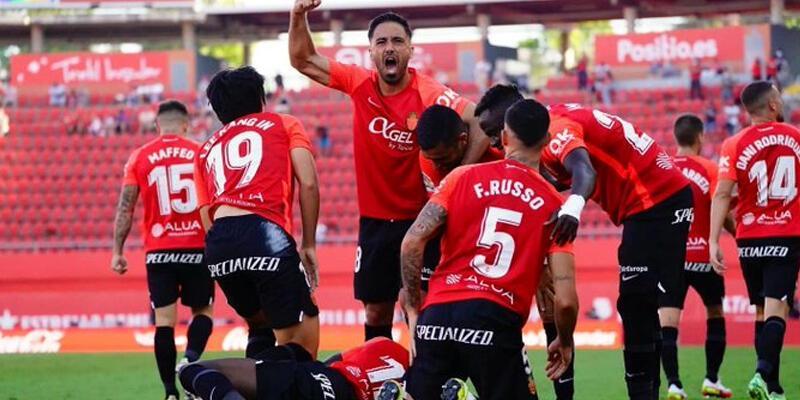 Mallorca - Levante: 1-0