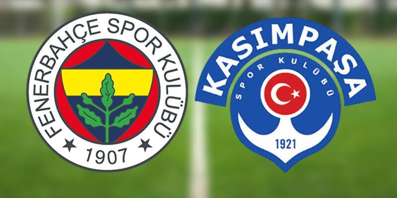 CANLI | Fenerbahçe Kasımpaşa maçı ne zaman, saat kaçta izlenecek? FB Kasımpaşa muhtemel 11'ler
