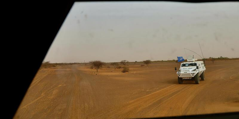 Mali'de Birleşmiş Milletler konvoyuna bombalı saldırı