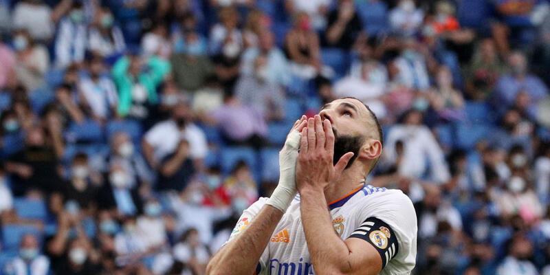 Real Madrid ilk yenilgisini Espanyol'dan aldı