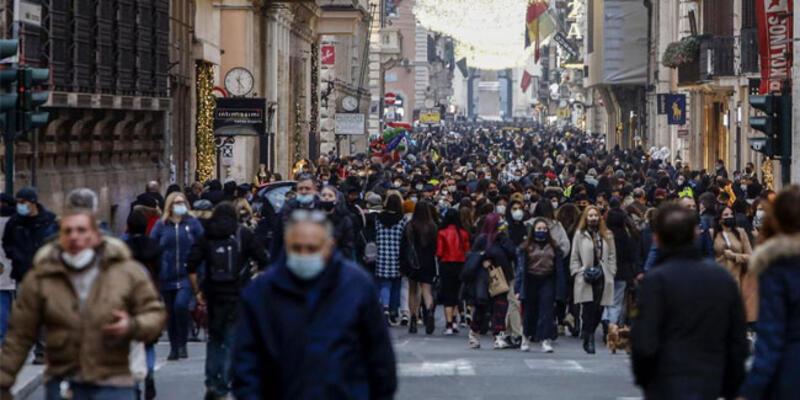 İtalya'da Kovid-19'dan ölenlerin sayısı 131 bini aştı