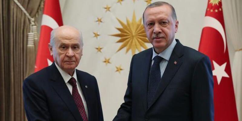 Son dakika... Cumhurbaşkanı Erdoğan'dan Bahçeli'ye taziye telefonu