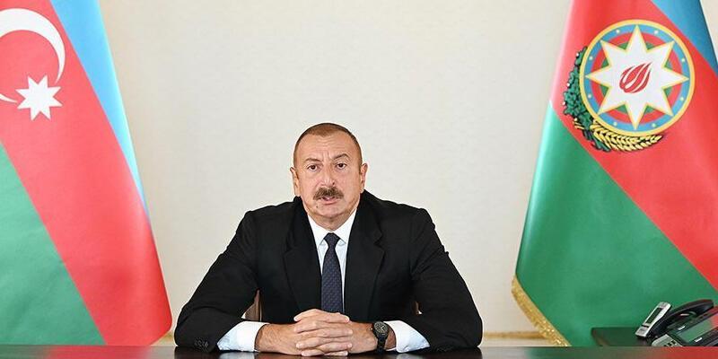Azerbaycan Cumhurbaşkanı Aliyev'den, İran'a tepki