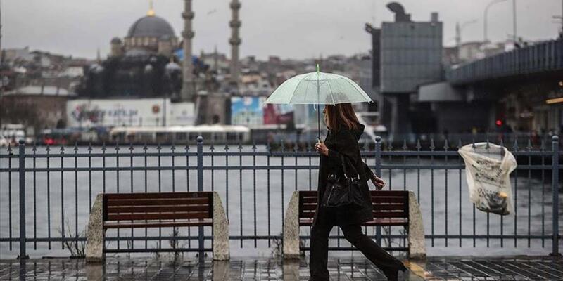 İki ilde kuvvetli yağış seyredecek! 5 Ekim hava durumu tahminleri