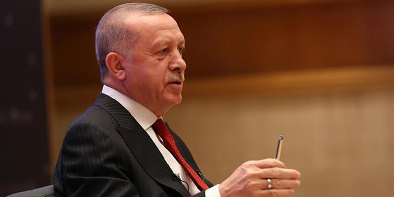 Cumhurbaşkanı Erdoğan: Doğu Akdeniz'de masa başında üretilmiş haritaları kabul mu edeceğiz