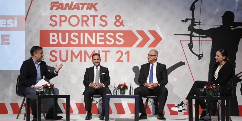Fanatik Sports and Business Summit 2021 düzenlendi