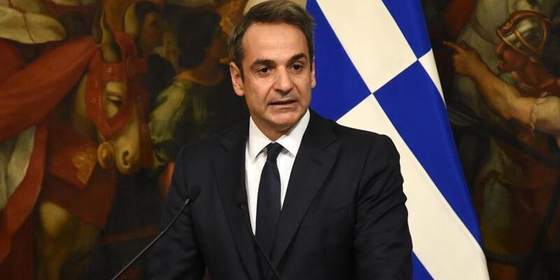 Miçotakis'in talimatıyla iktidar milletvekili Bogdanos partisinden ihraç edildi