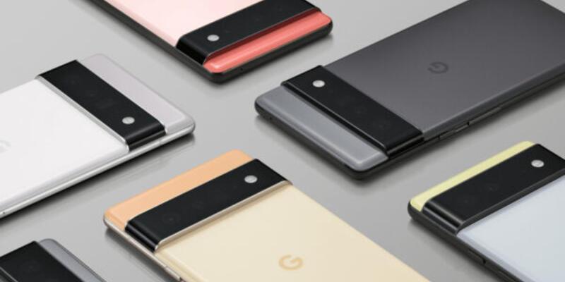 Google, Pixel 6 ailesini resmi olarak piyasaya sürmedi
