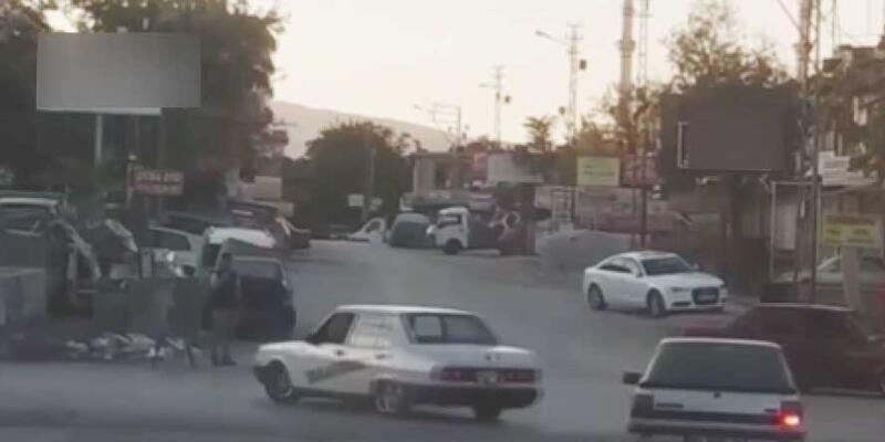 Caddede drifte6 bin 700 lira ceza