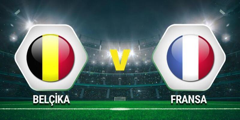 Belçika Fransa maçı hangi kanalda, ne zaman, saat kaçta? UEFA Uluslar Ligi yarı final canlı yayın bilgileri!