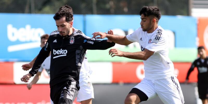 Beşiktaş hazırlık maçında 8 gol attı