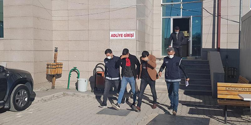 Erzincan'da 29 düzensiz göçmen yakalandı