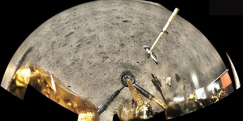 Çin Ay'dan kaya getirtti! İlk araştırmada şaşırtan sonuç