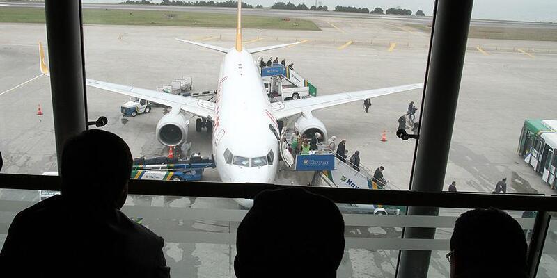 Trabzon Havalimanı bugün uçuşlara kapalı