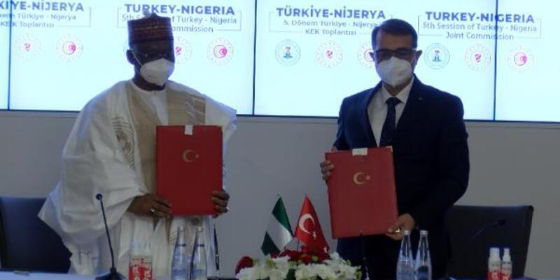 Bakan Dönmez: Nijerya ile 3 anlaşma imzalamayı hedefliyoruz
