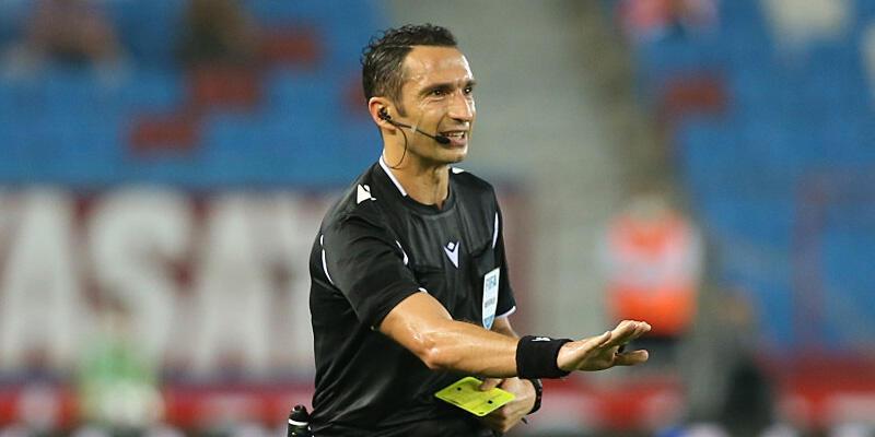 Son dakika... Abdulkadir Bitigen'e Dünya Kupası Elemeleri'nde görev