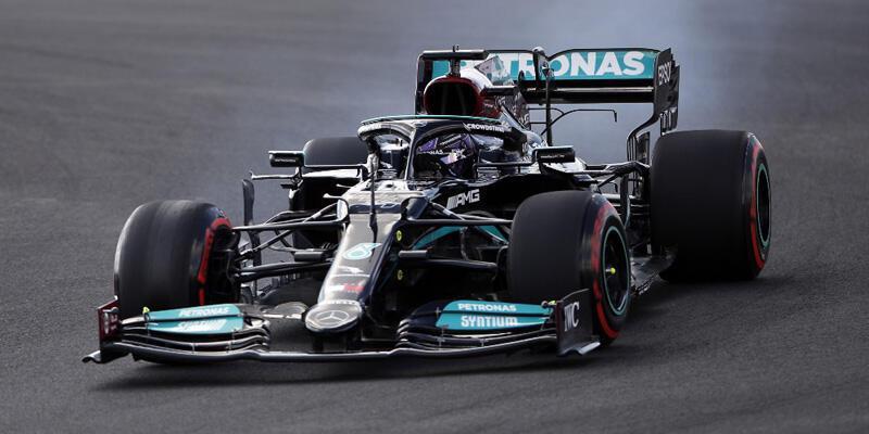 Son dakika... Lewis Hamilton, İstanbul Park tarihinin en hızlı pilotu oldu