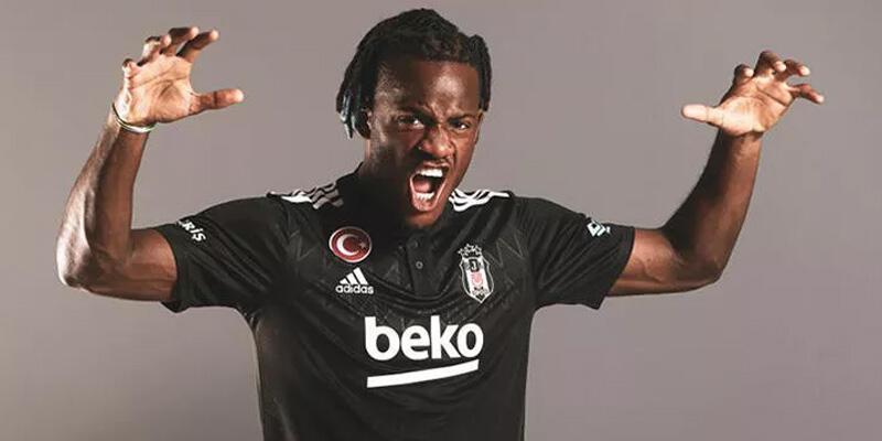 Batshuayi: Beşiktaş'ta şampiyonluğu tatmak istiyorum
