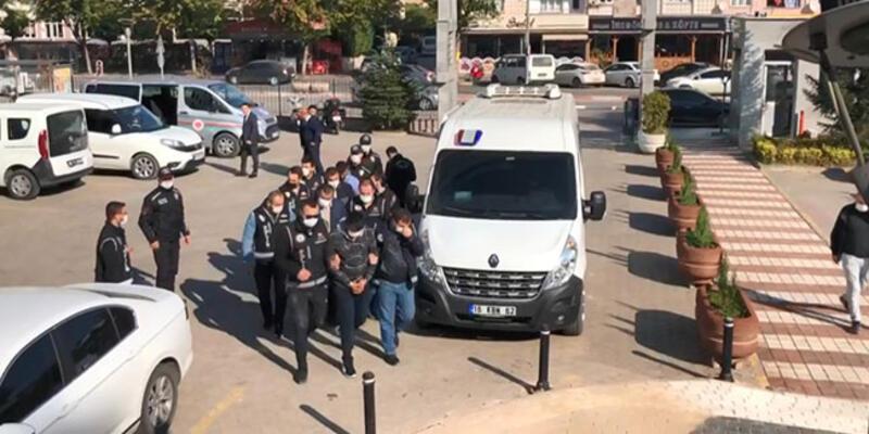 Bursa'da tefeci çetesine operasyon: 3 tutuklama
