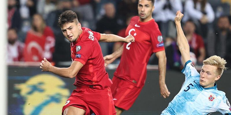 Türkiye - Norveç: 1-1