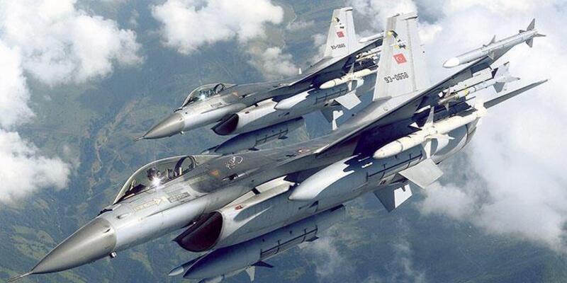 Türkiye,ABD'den F-16 savaş uçağının modernizasyonu talebinde bulundu