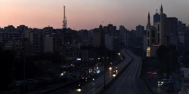 Lübnan'da elektrikler tamamen kesildi