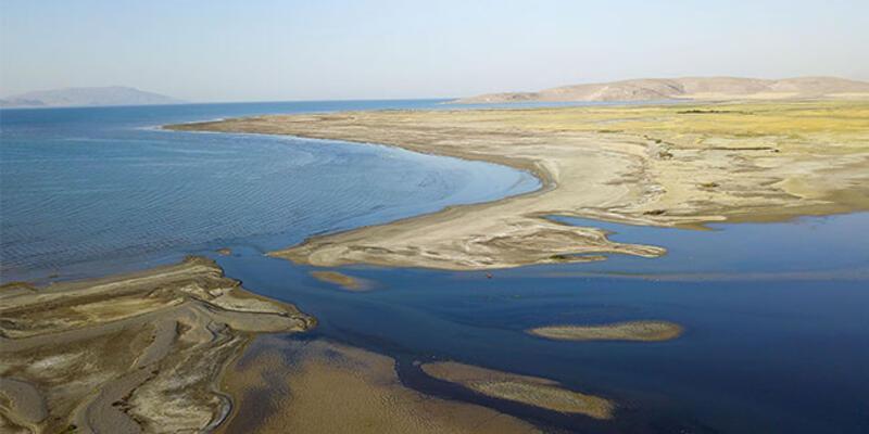 Uzman isim Van Gölü için uyardı: Su yönetimi şart