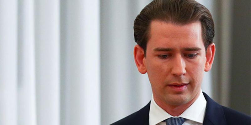 Son dakika... Avusturya Başbakanı Sebastian Kurz istifa etti!