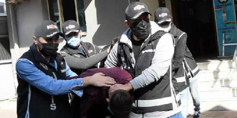 Camgöz çetesine operasyonda 24 tutuklama