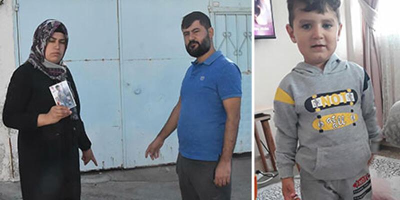 Ehliyetsiz sürücünün çarptığı 2 yaşındaki Emirhan kusurlu bulundu