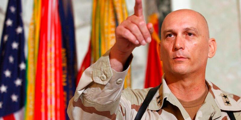 Irak savaşının kilit isimlerinden ABD'li komutan Raymond Odierno hayatını kaybetti
