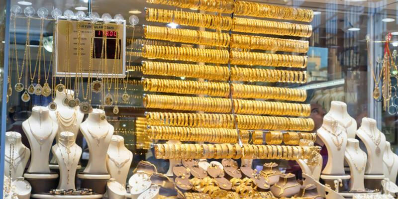 Bugün çeyrek altın ne kadar, hafta sonu gram altın kaç TL? Güncel altın fiyatları 10 Ekim 2021