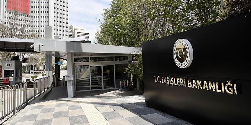 Türkiye'den Rusya'ya taziye mesajı