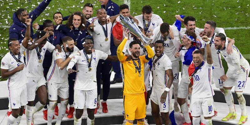 UEFA Uluslar Ligi'nde Fransa şampiyon oldu
